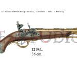 1219LBlunderbuss-pistola, London 18th. Century