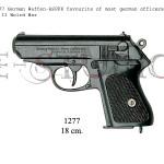 1277 German Waffen-SSPPK favourite of most german officers in II Wolrd War copy