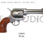 45 caliber revolver made by S. Colt USA, 1873 b