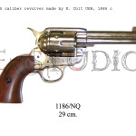 45 caliber revolver made by S. Colt USA, 1873 c