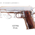 Colt .45 automatic Government c