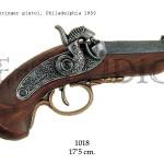 Deringer pistol, Philadelphia 1850 copy