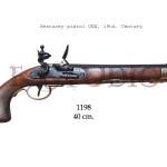 Kentucky pistol USA, 19th. Century