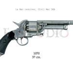 Le Mat revolver, Civil War USA copy