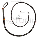 Leather whip (large) copy