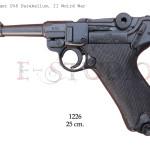 Luger P08 Parabellum, II Wolrd War copy