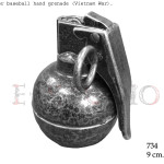 M67 or baseball hand grenade (Vietnam War)