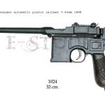 Mauser automatic pistol, caliber 7-63 mm, 1898 copy