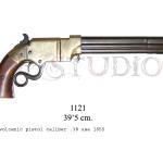 Volcanic pistol,caliber .38,USA 1855