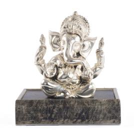 Silver Ganesha-Glossy