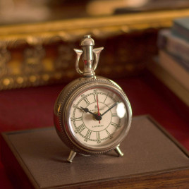 E-Studio Desk Clock -Bond Street