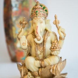 Exclusive Ganesha