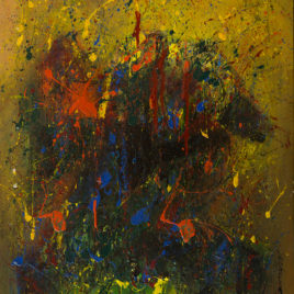 Abstract Art On Canvas 13